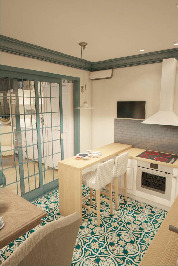 Дизайн квартиры 36 кв метров