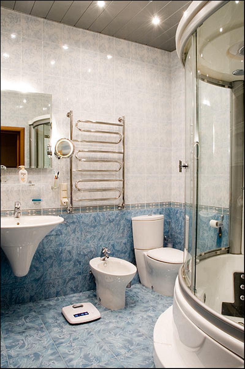 Дизайн в ванной квартире
