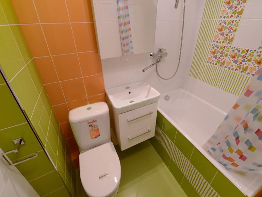 Фото дизайн ванной комнаты совмещенной с санузлом