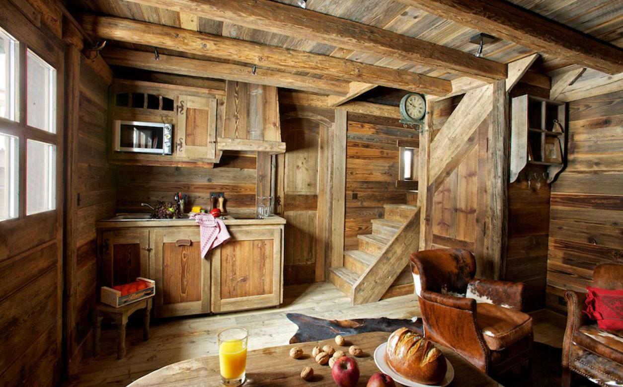 Деревенского дома своими руками