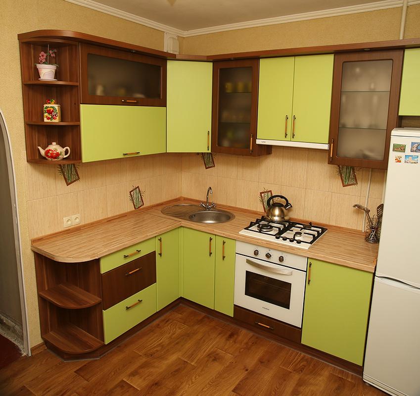 Кухни интерьер фото в панельном доме
