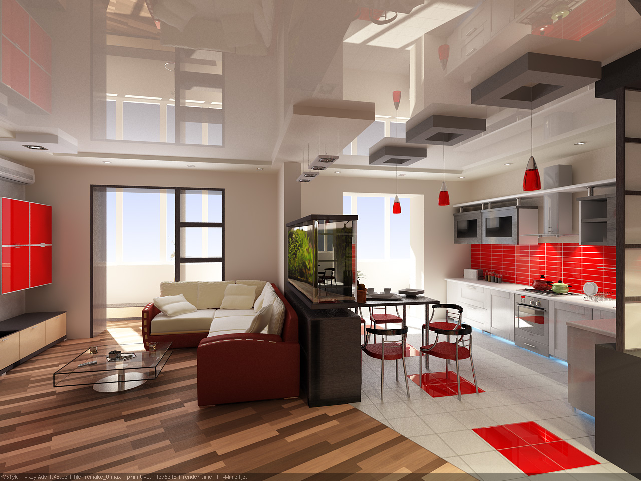 Модный ремонт квартиры 2017