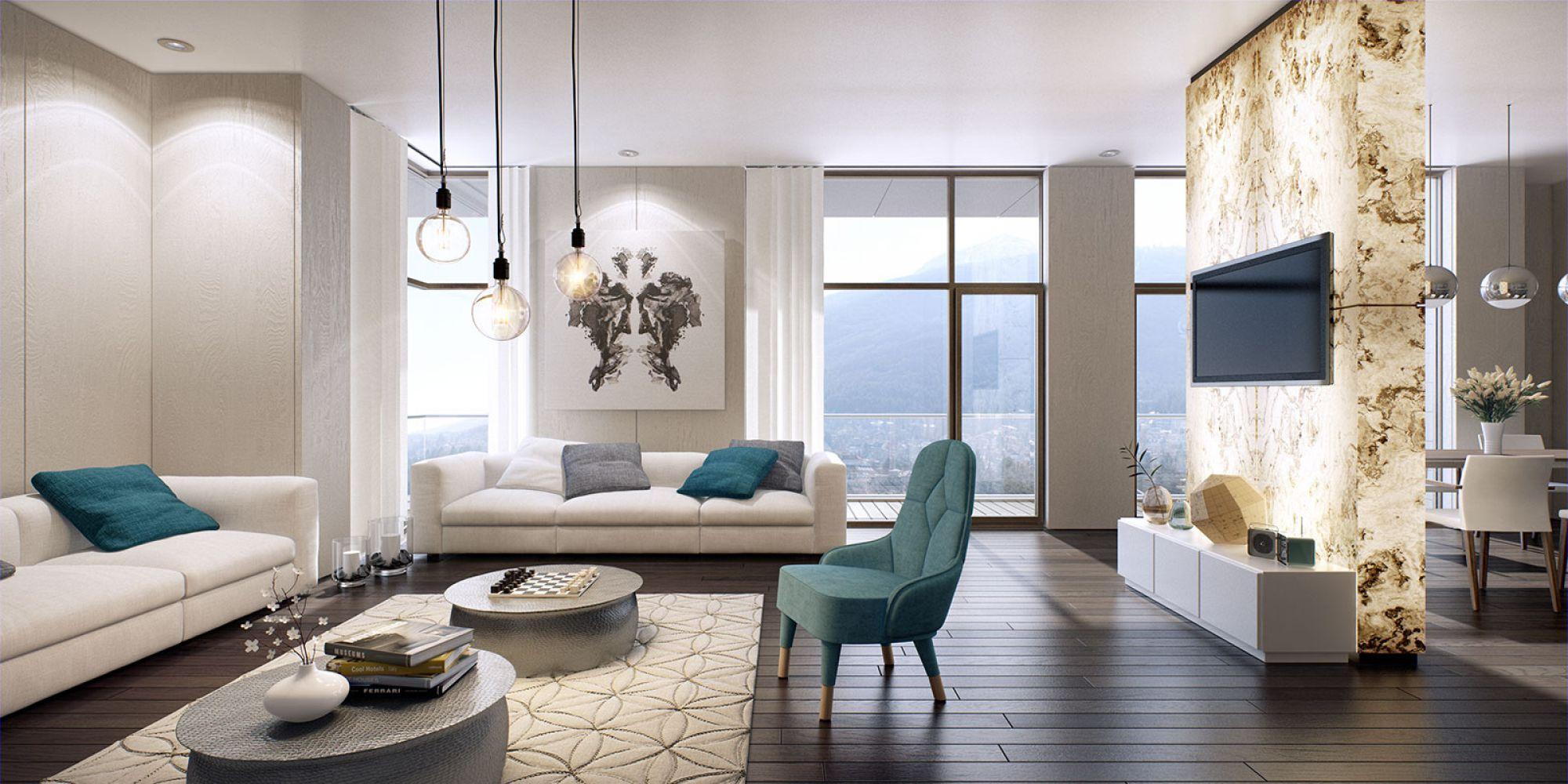 Модный ремонт квартиры 2017-2018 современные идеи
