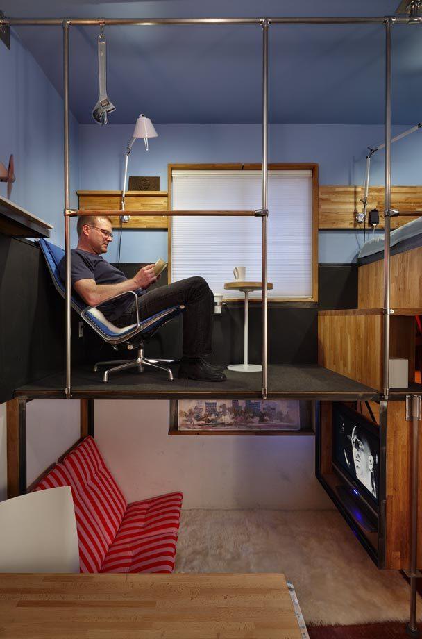 Комната 9 кв м как ее сделать