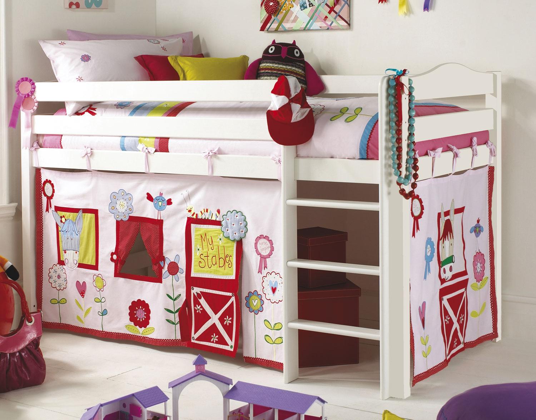 Шторки для детского домика