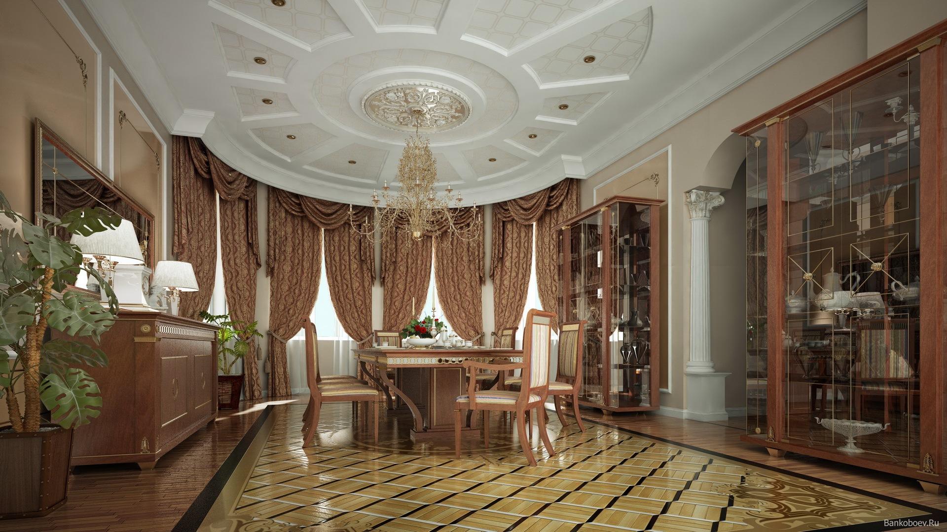 Фото дизайна элитных квартир и домов