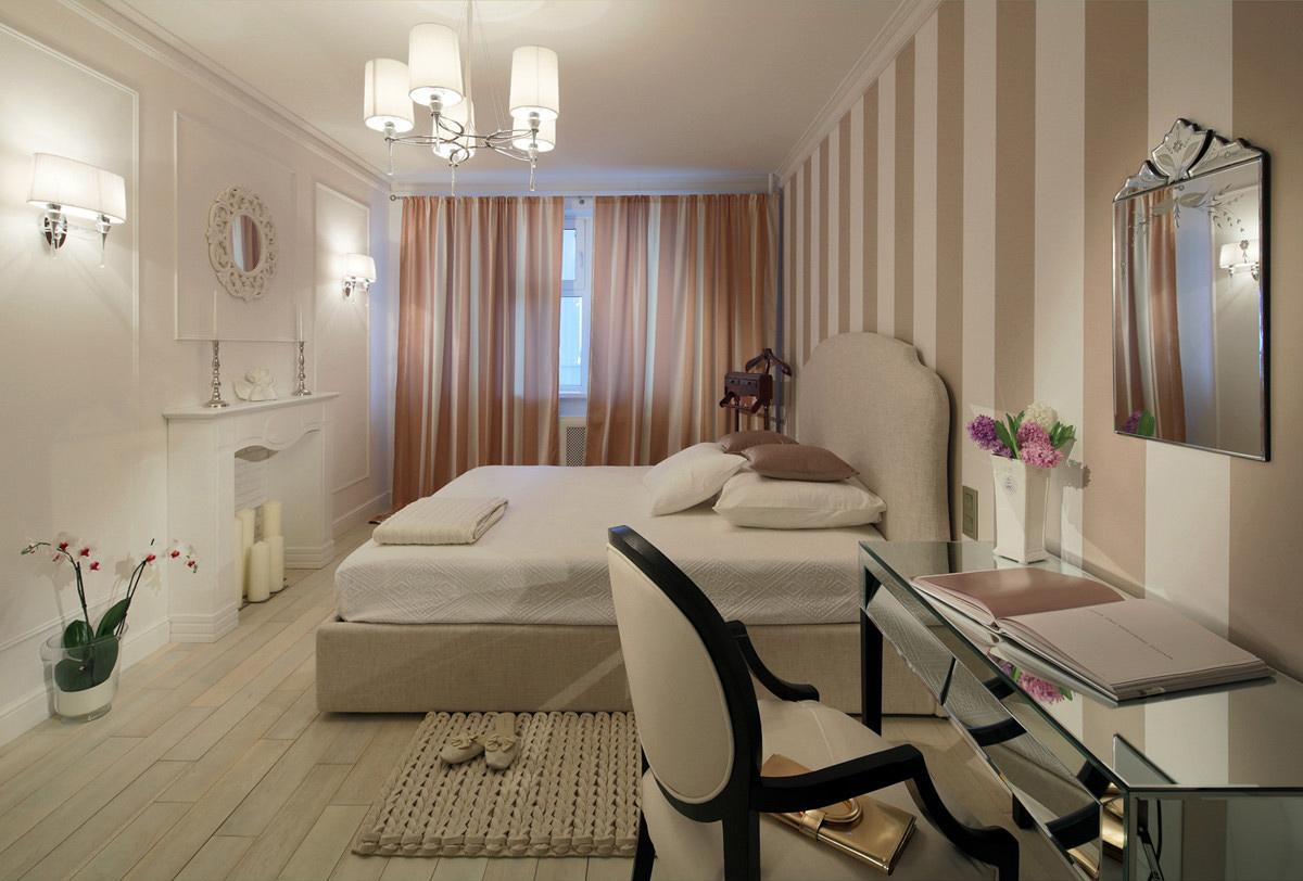 Интерьер трехкомнатной квартиры 75 кв.м фото