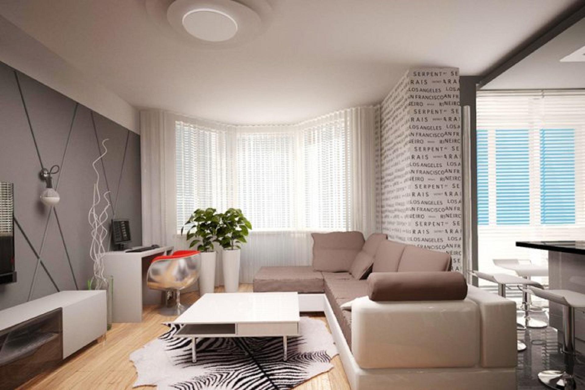 Дизайн типовой квартиры
