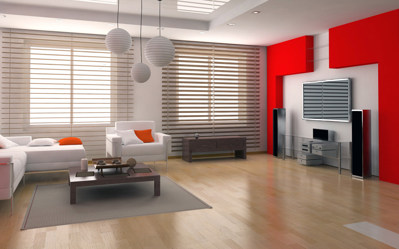 Дизайн квартиры с жалюзями