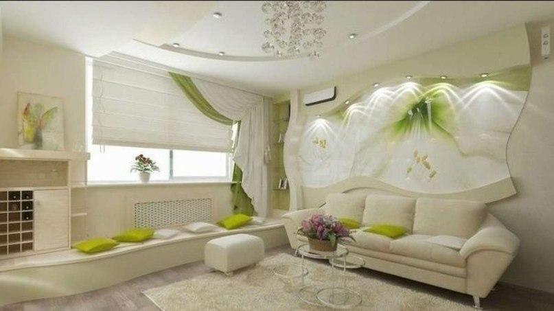 Дизайнерские идеи для квартиры фото зала