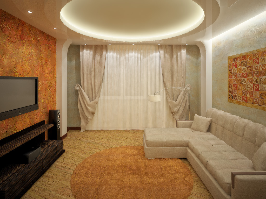 Комната для зала дизайн