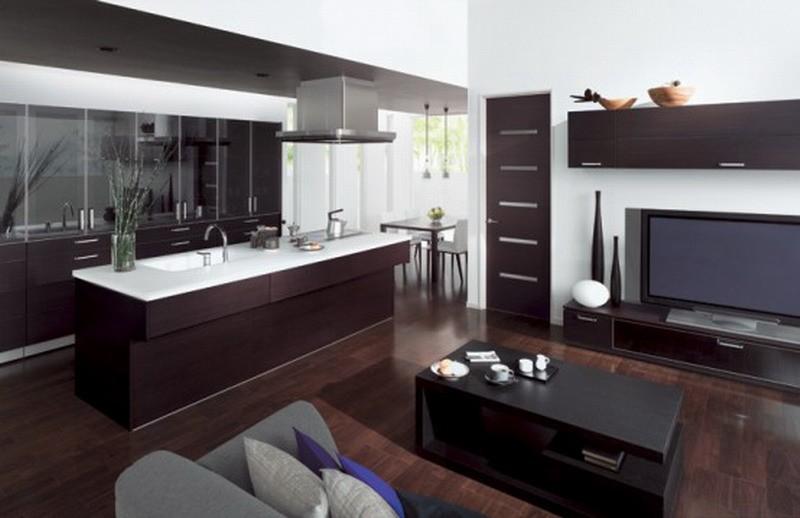 Как сделать из одной комнаты две кухня зал