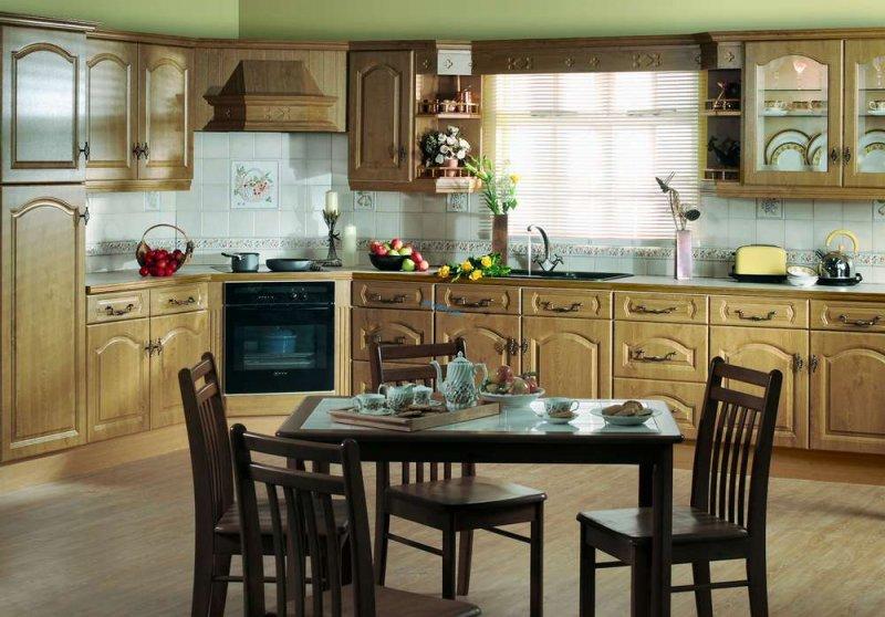 Фото дизайн кухни комнаты