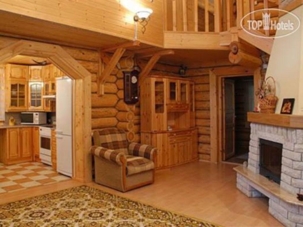 Как обустроить деревянный дом своими руками
