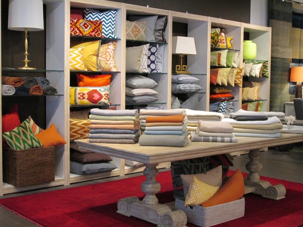 Интерьеры магазинов постельного белья фото