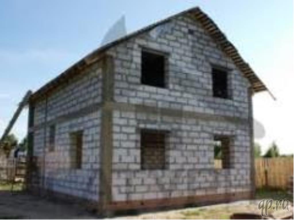 Как построить дом своими рука из пеноблока
