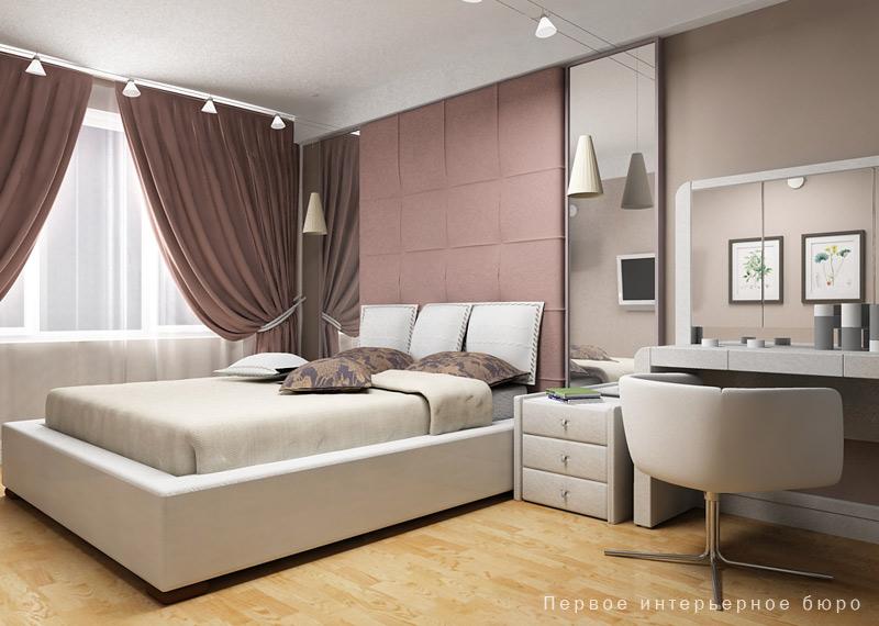 Компьютер в спальне дизайн