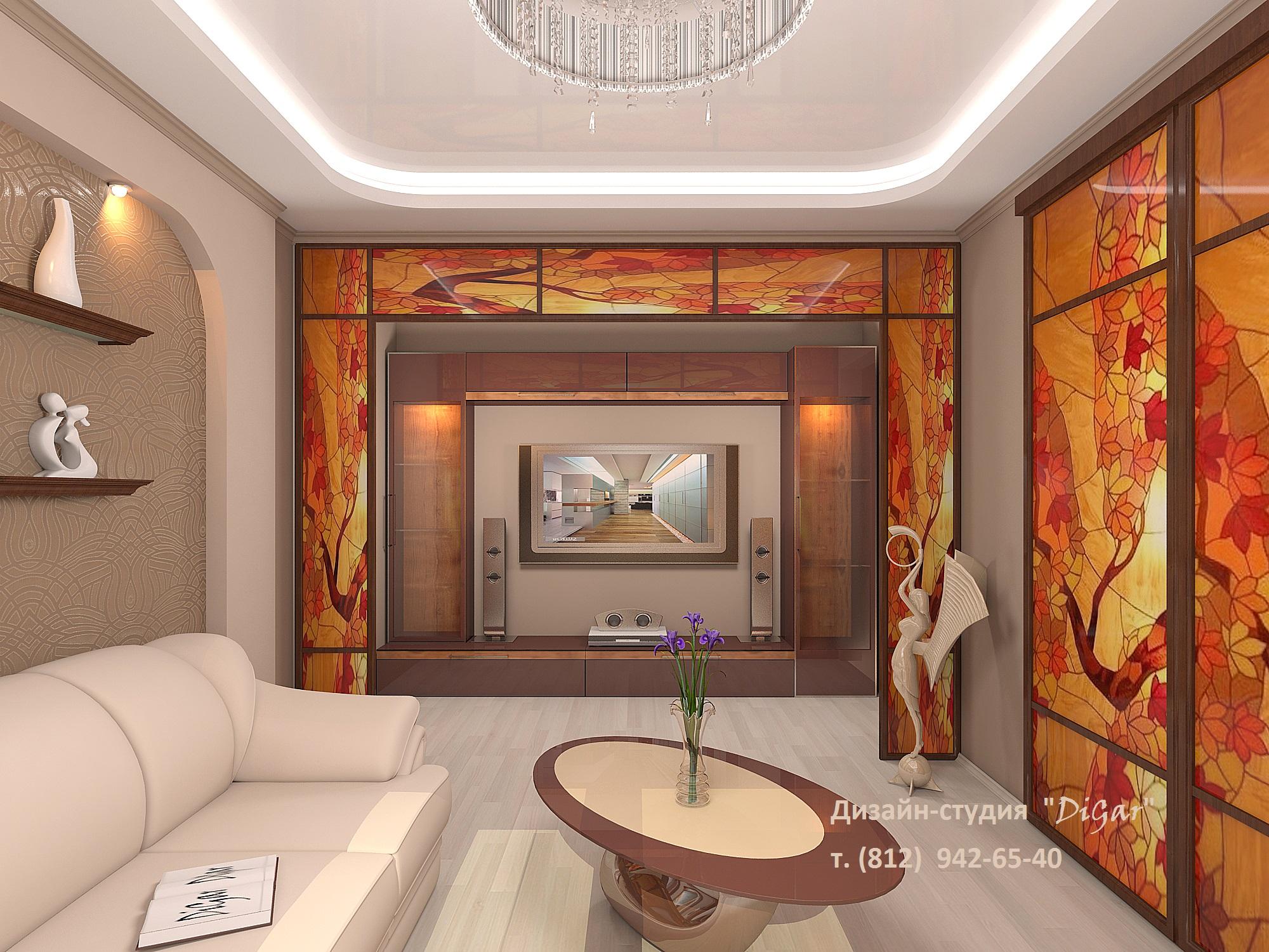 Дизайн интерьеров в спб