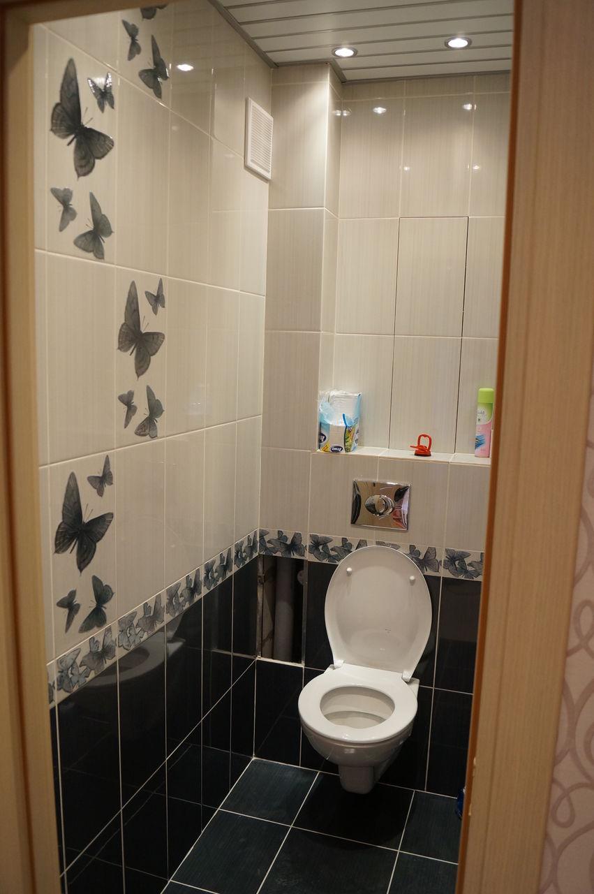 Плитка в туалете комнате дизайн