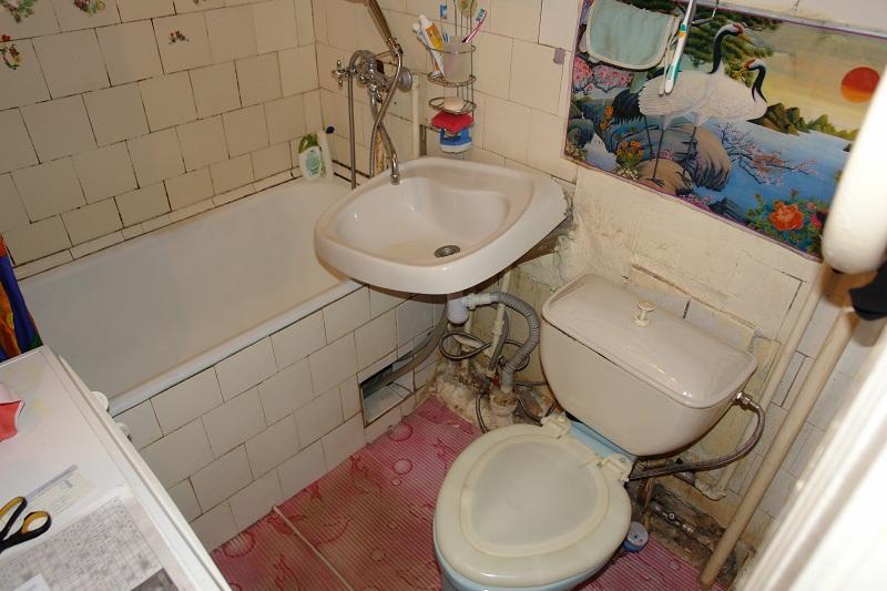 Как сделать санузел в ванной