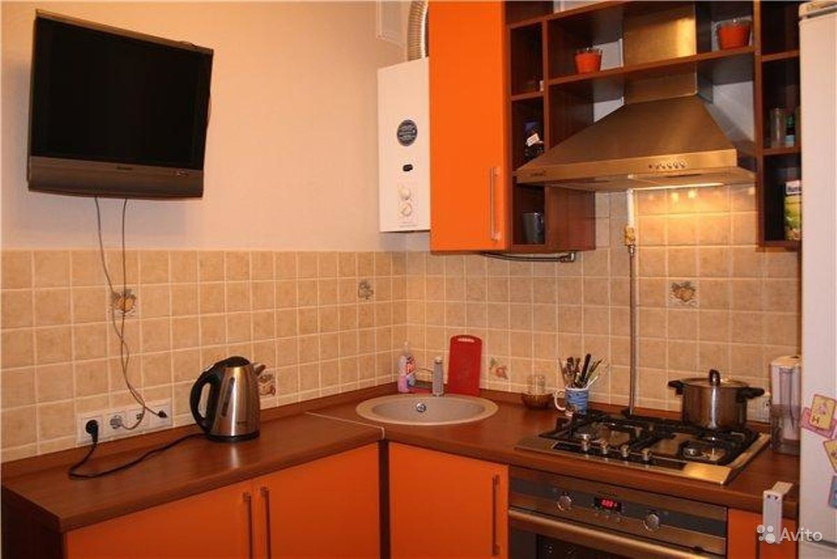 Кухни дизайн с газовой плитой