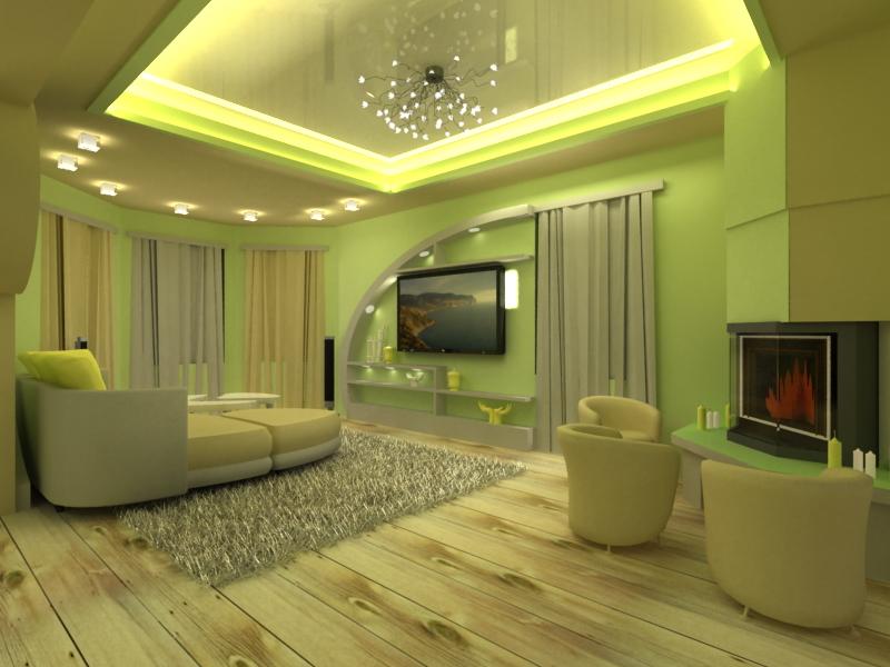 Отделка и дизайн квартиры