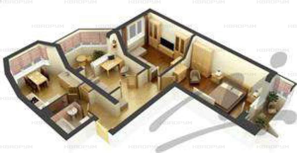 Планировка дома серии п-44к и п-44т (тема закрыта) - солнцев.