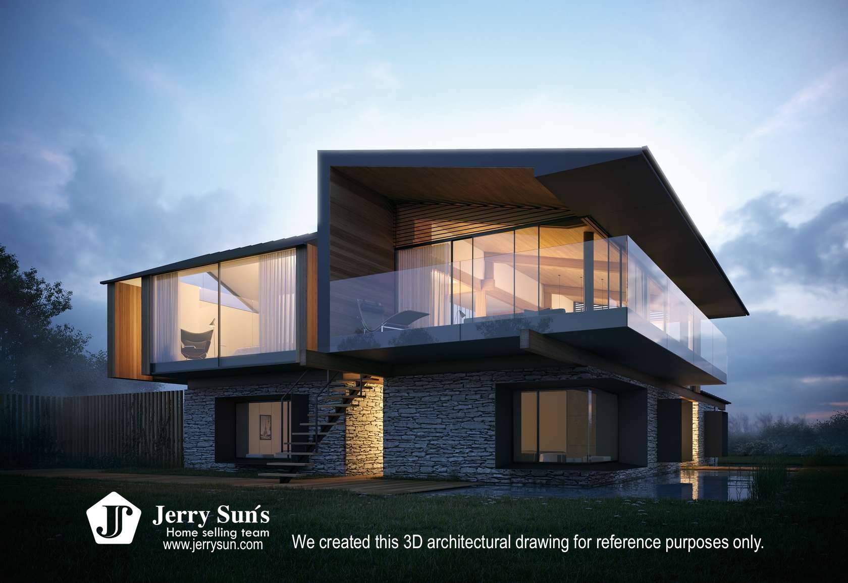 Лучшие дизайн проекты домов