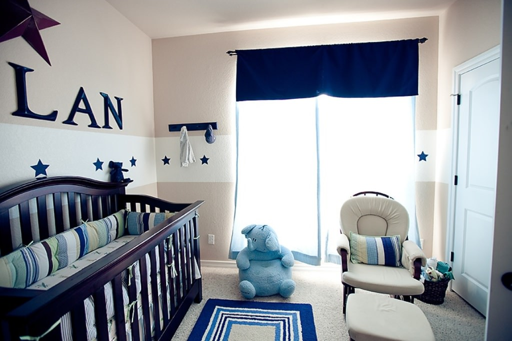 Комната для малыша интерьер 3