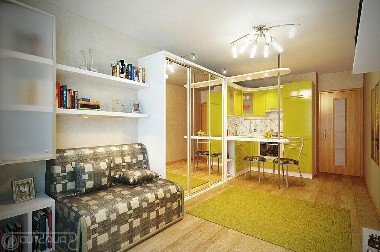Хороший ремонт в маленькой квартире