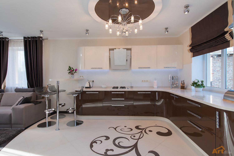 Кухни интерьер и дизайн классика