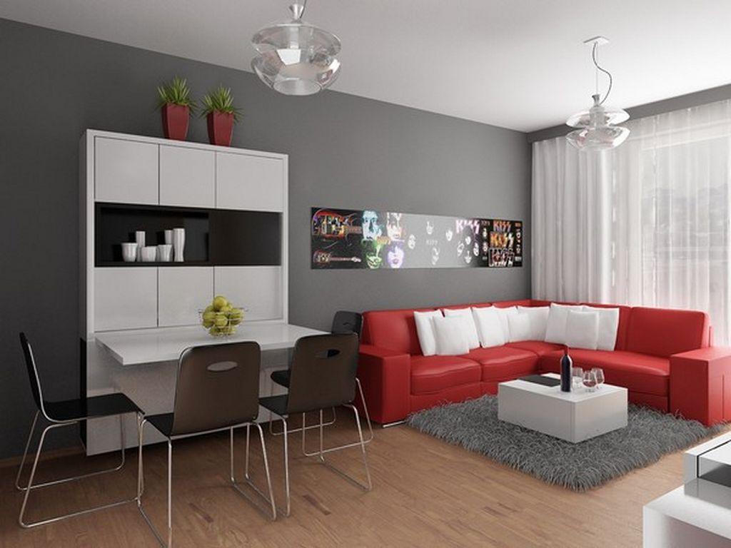 Маленькие квартиры студии дизайн интерьеры