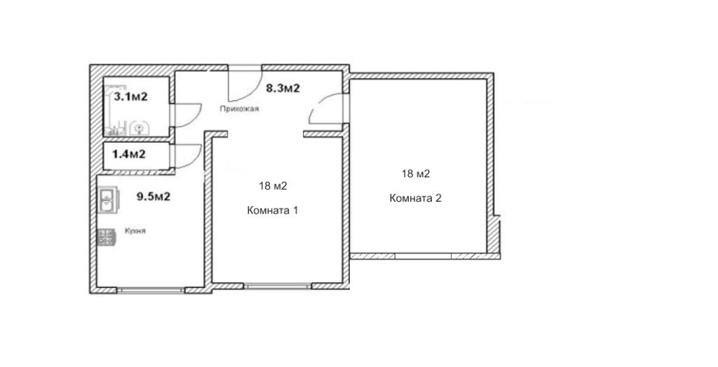 схемы квартир в кораблях