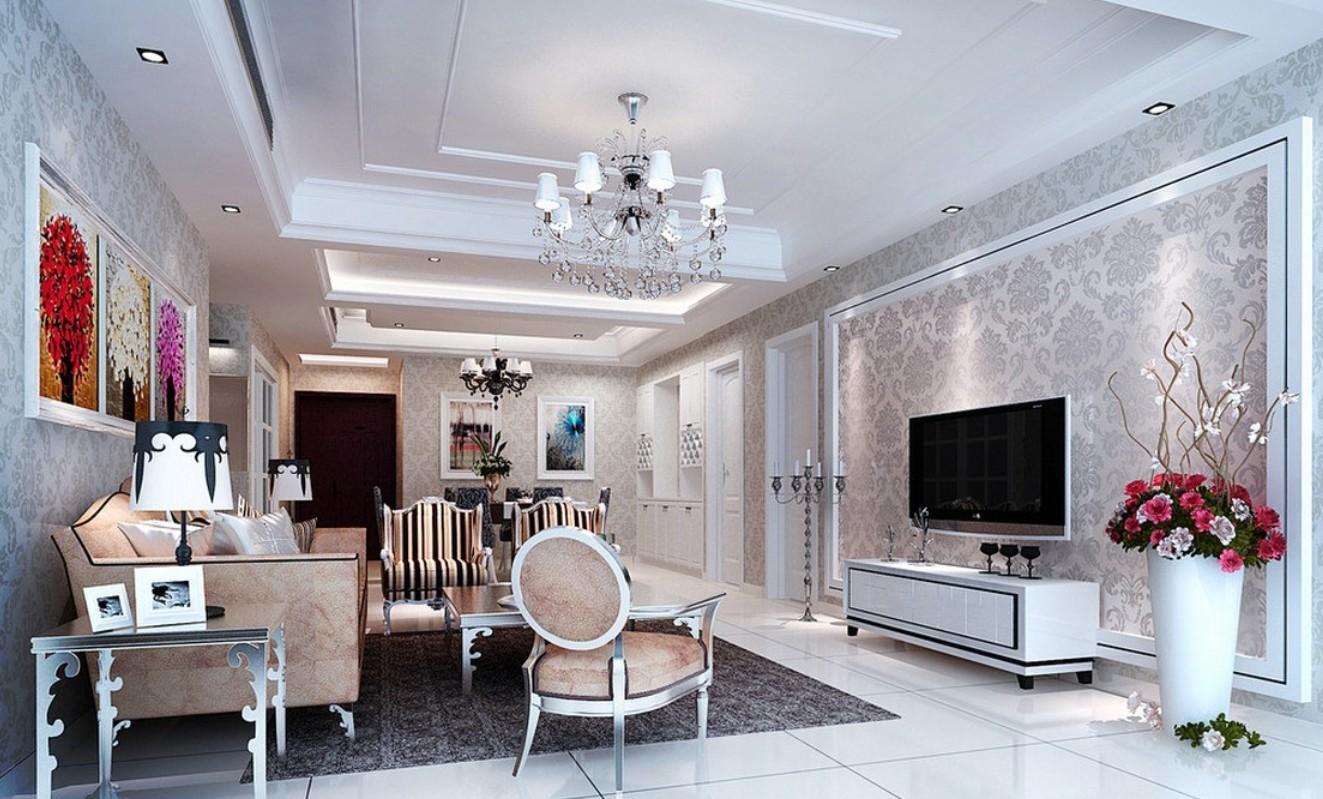 Дизайн интерьера во французском стиле