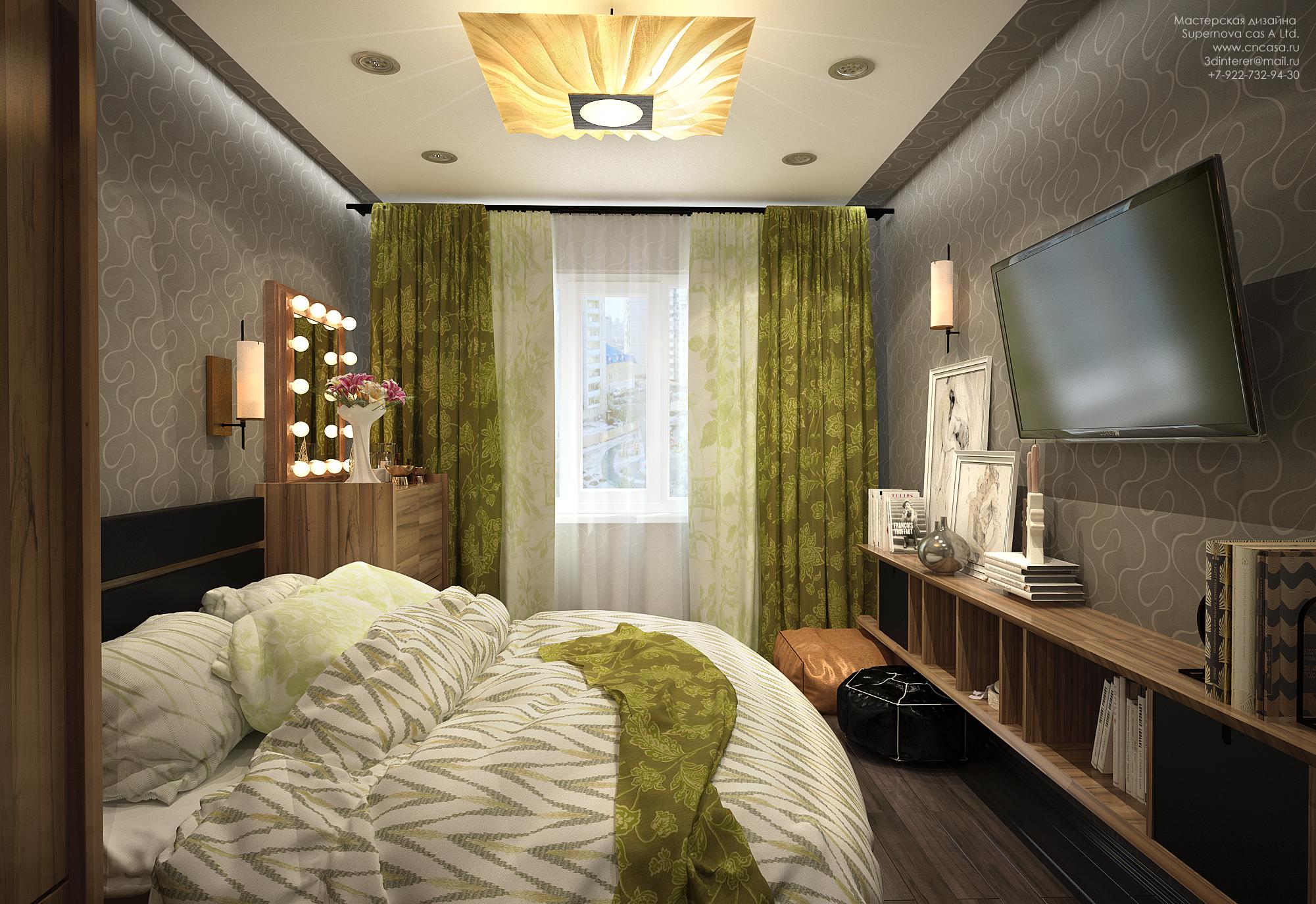 Смотреть дизайна 2 х комнатных квартир