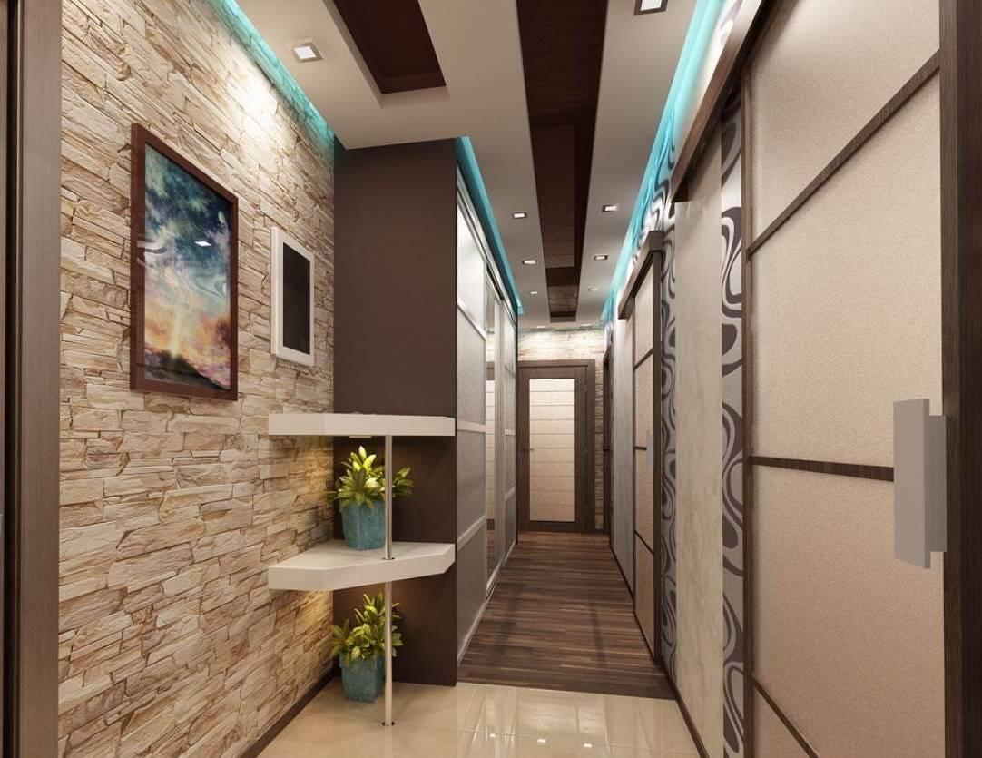 Длинные прихожие дизайн в квартире