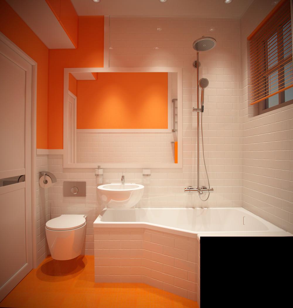 Дизайн ванны 2 кв метра