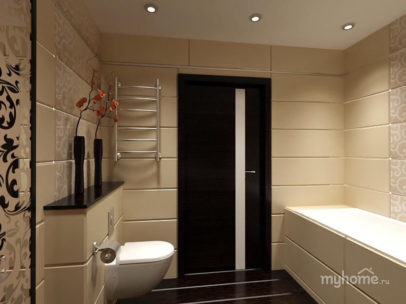 Дизайн ванны 2 5 метра
