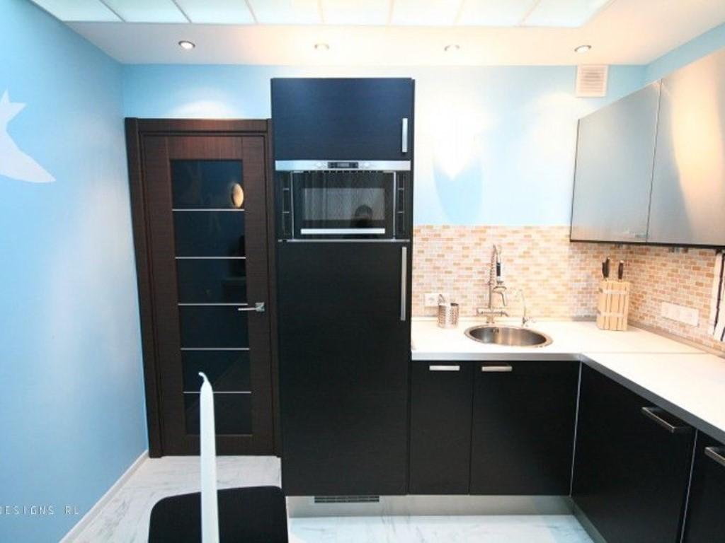 Дизайн кухни 10 метров в квартире