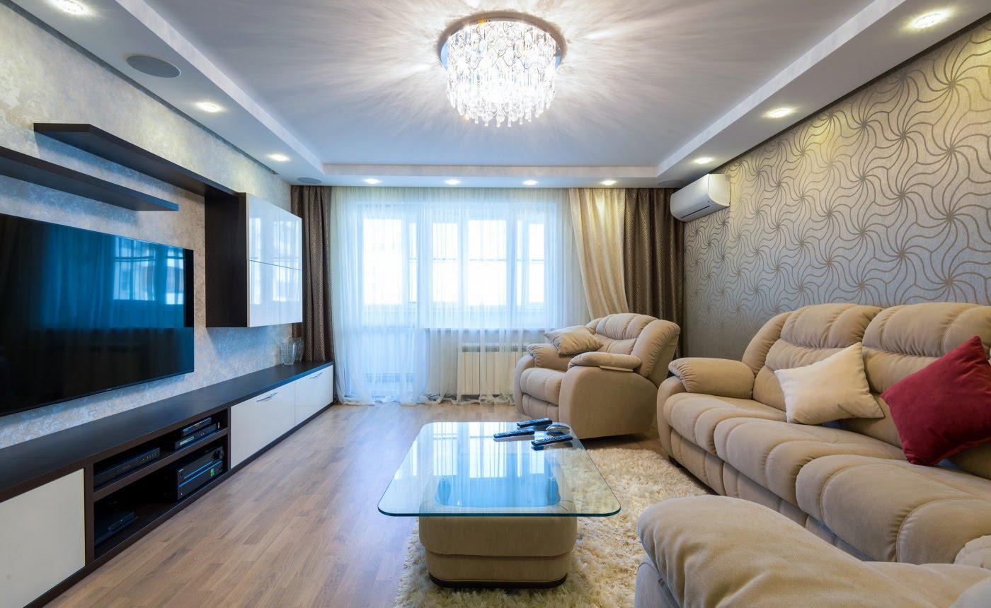 Дизайн капитального ремонта квартиры