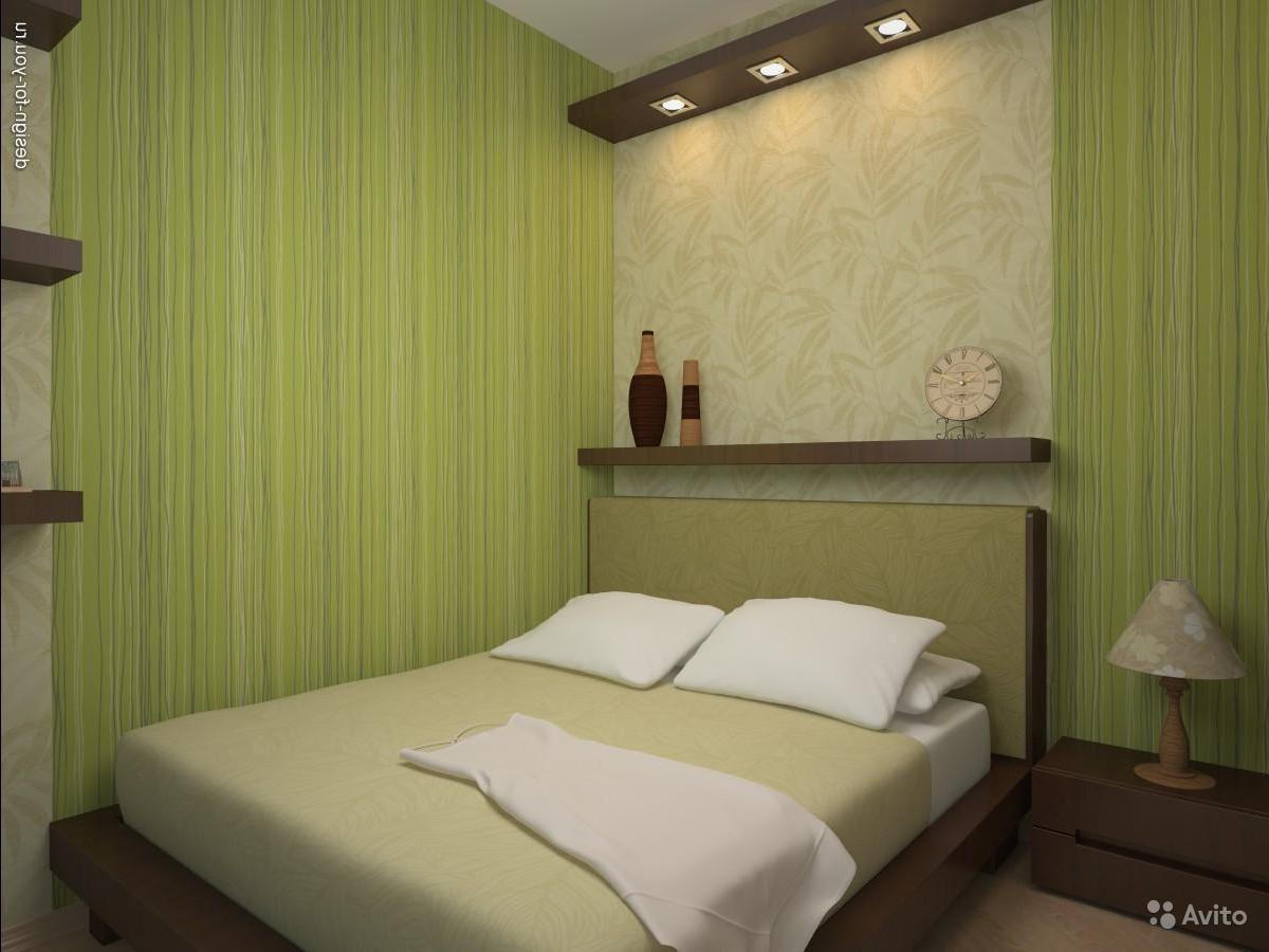 Дизайн спальни в «хрущевке» (94 фото реальные идеи ремонта) 38