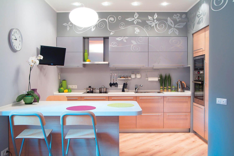 Ремонт кухни частный дом