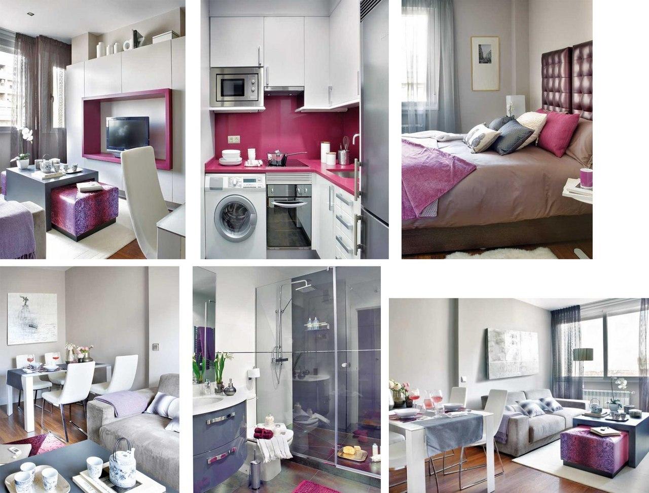 Идеи интерьера для квартиры