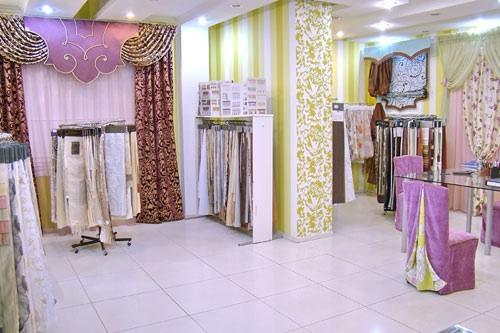 магазин тканей на фидерной улице