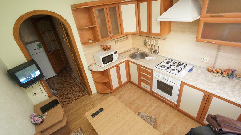 Дизайн квартиры улучшенной планировки
