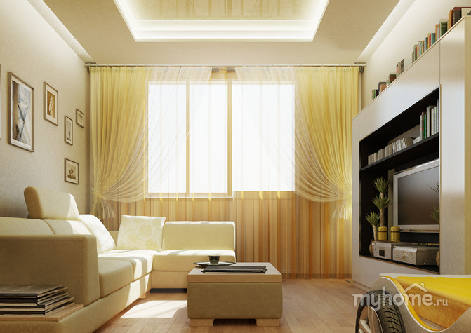 Дизайн ремонт типовых квартир