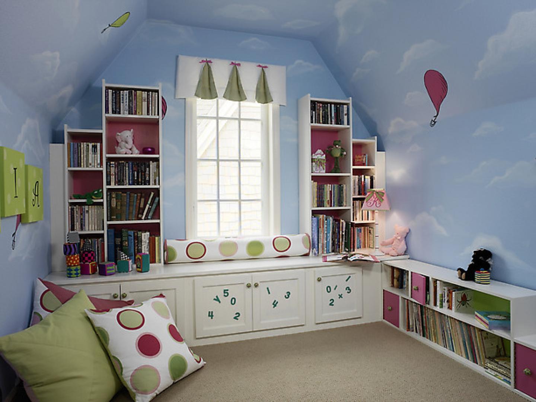 Дизайн своими руками для детской комнаты 147