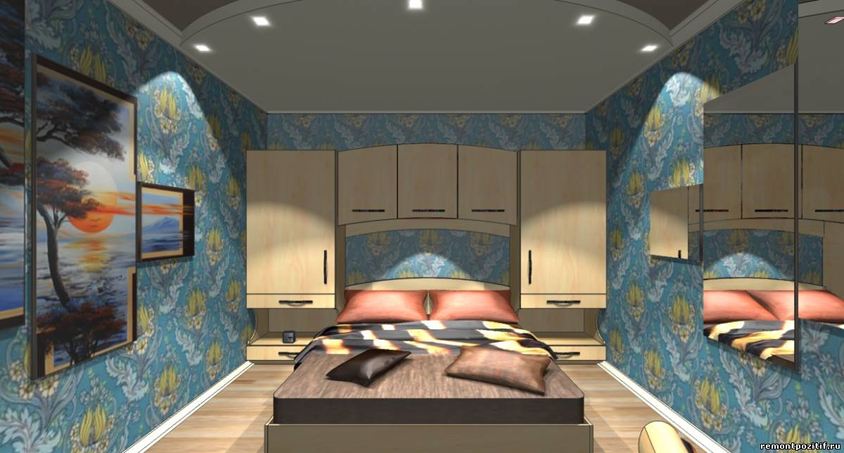 Темная комната без окна дизайн