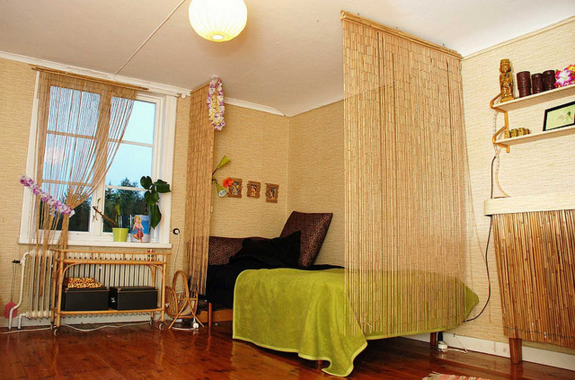 Curtain ideas for girls bedroom