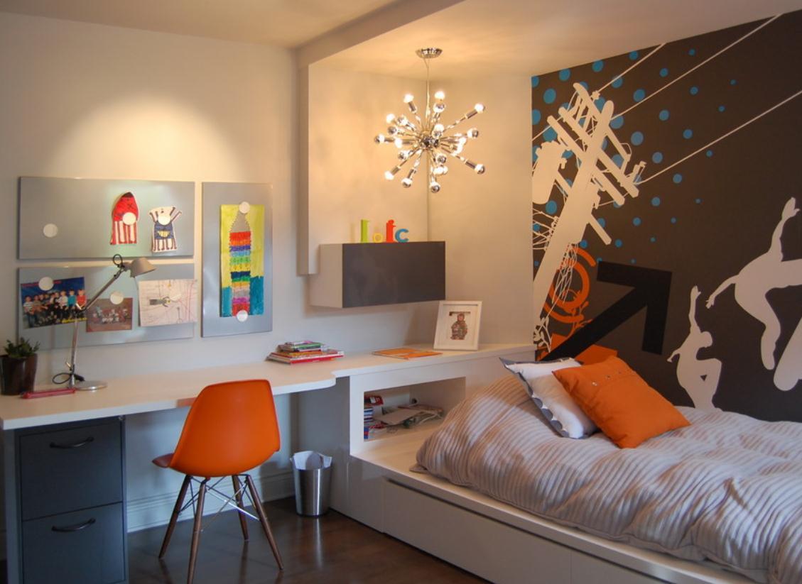 Идеи для интерьера спальни подростка